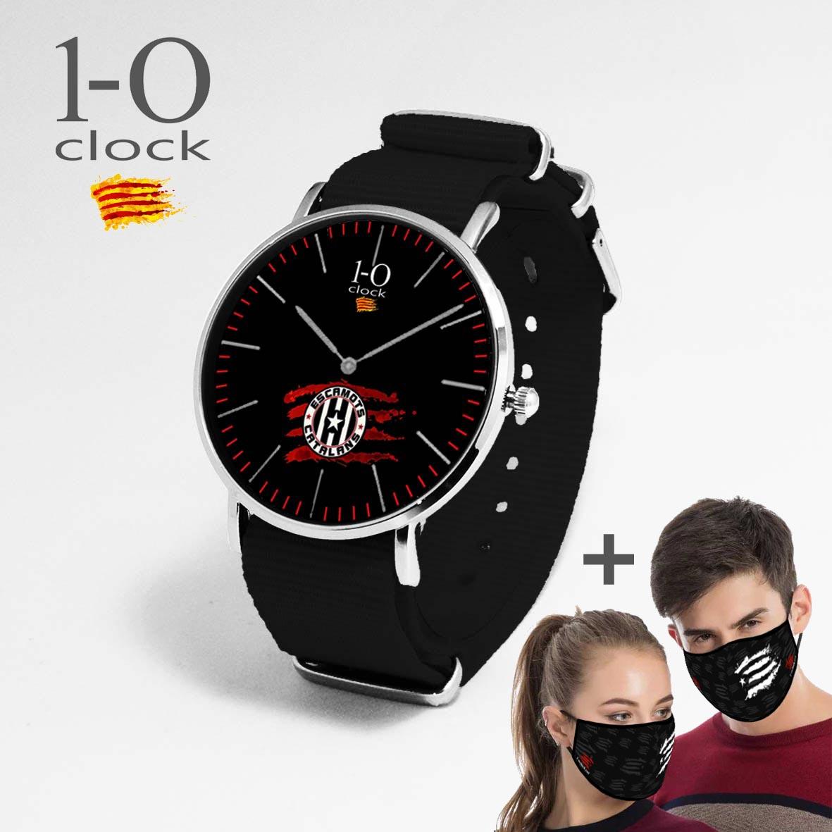 ECM NE 40 Rellotge + Mascareta